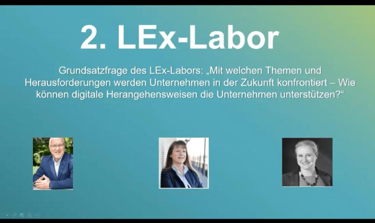 2. LEx-Labor – Gesundheits- und Changemanagement