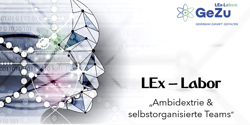 "LEx-Labor ""Ambidextrie & selbstorganisierte Teams"""